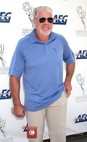 Ron Perlman,  at the 13th Primetime Emmy Celebrity Tee-Off at Oakmont Country Club - Arrivals Glendale, California - 10.09.12