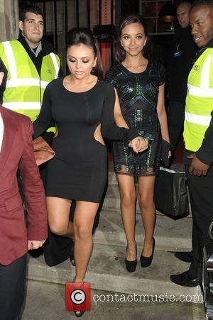 Jade Thirlwall, Jesy Nelson and Little Mix