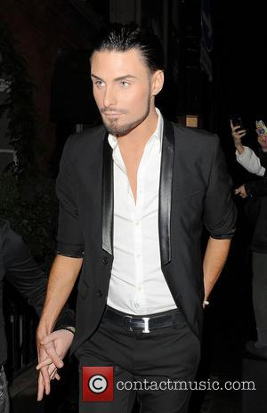 X Factor, Rylan Clark, Attitude Magazine Awards and One Mayfair