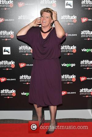 Clare Balding Attitude Magazine Awards held at One Mayfair - Arrivals. London, England - 16.10.12