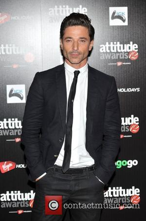 Jake Canuso Attitude Magazine Awards held at One Mayfair - Arrivals. London, England - 16.10.12
