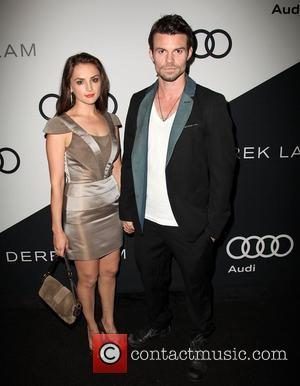 Rachel Leigh Cook and guest Audi and Derek Lam celebrate the 2012 Emmy Awards held at Cecconi's Restaurant Los Angeles,...