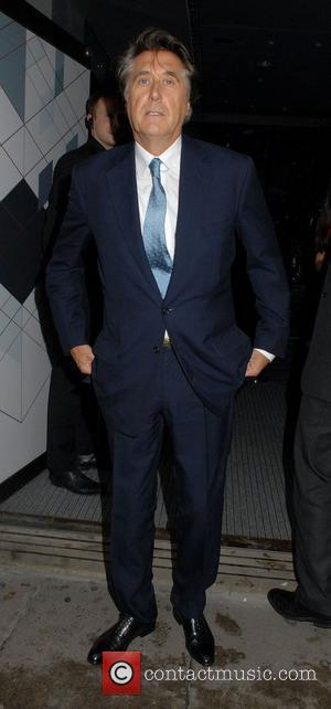 Bryan Ferry,  at the VIP launch of Audi Digital Store at Audi City London, England - 16.07.12