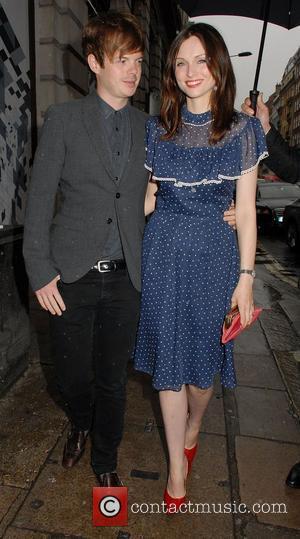 Richard Jones and Sophie Ellis-bextor