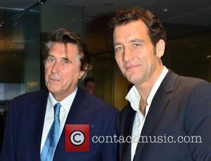 Bryan Ferry and Clive Owen