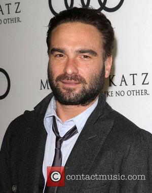 Johnny Galecki Audi And Martin Katz Kick Off Golden Globes Week 2012 held at Cecconi's Restaurant West Hollywood, California -...