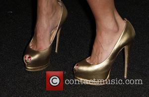 Julie Benz and Golden Globe