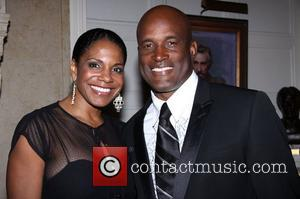 Audra Mcdonald and Kenny Leon