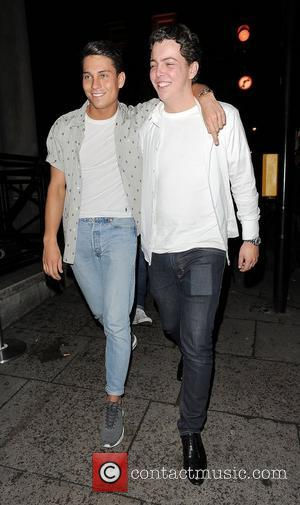 Joey Essex and Aura Nightclub