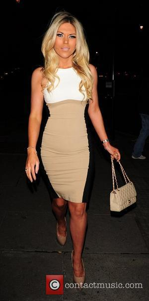 Mollie King and Aura Nightclub