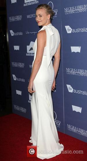 Yvonne Strahovski Australians In Film Awards & Benefit Dinner 2012 held at The InterContinental Hotel - Arrivals  Los Angeles,...