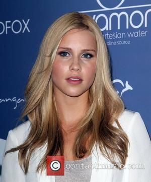 Claire Holt Australians In Film Awards & Benefit Dinner 2012 held at The InterContinental Hotel - Arrivals  Los Angeles,...