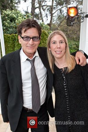 Charlie Sheen, Courtney Charney Celebrities appear and perform at a benefit for Autism Speaks San Francisco, California - 24.03.12