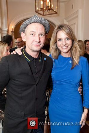 Ian Hart, Jessalyn Gilsig Celebrities appear and perform at a benefit for Autism Speaks San Francisco, California - 24.03.12