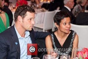 Justin Chambers, Keisha Chambers Celebrities appear and perform at a benefit for Autism Speaks San Francisco, California - 24.03.12