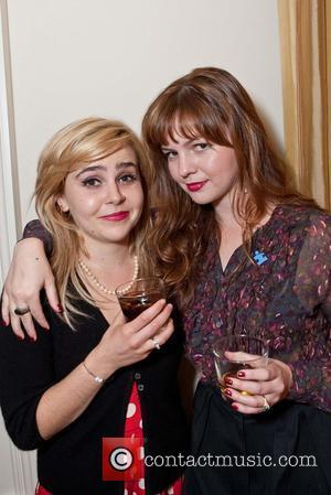 Mae Whitman, Amber Tamblyn Celebrities appear and perform at a benefit for Autism Speaks San Francisco, California - 24.03.12