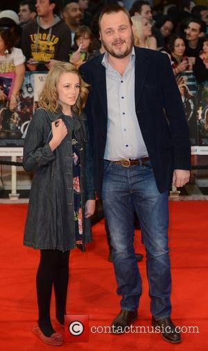 Al Murray at the premiere of Marvel Avengers Assemble at Vue, Westfield, London, England- 19.04.12