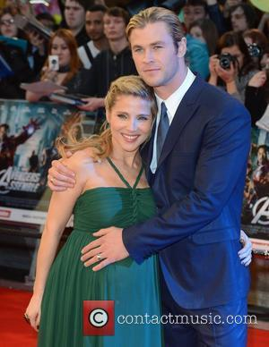 Elsa Pataky, Avengers and Chris Hemsworth