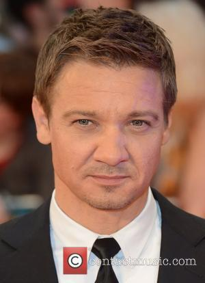 Jeremy Renner and Avengers