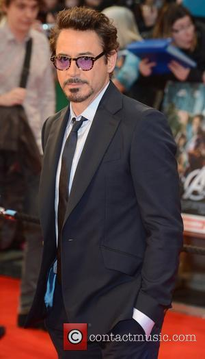 Robert Downey Jr and Avengers