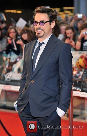 Robert Downey Jr and Laura Haddock