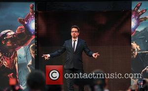 Robert Downey Jr and Elsa Pataky