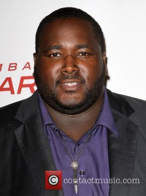 Quinton Aaron and Beverly Hilton Hotel