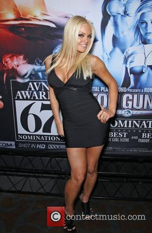 Jesse Jane Day one of the 2012 AVN Adult Entertainment Expo at the Hard Rock Hotel and Casino  Las...