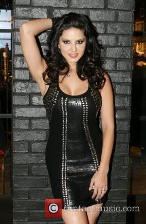 Sunny Leone and Hard Rock Hotel And Casino