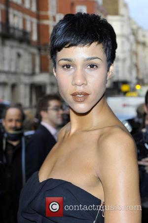 Zawe Ashton,  at the 2012 Empowering Women Awards, hosted by Avon Cosmetics and national charity Women's Aid at Claridge's...