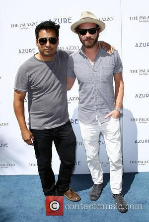 Michael Pena, Danny Masterson ,  Azure at The Palazzo Celebrates Labor Day Weekend  Las Vegas, Nevada - 01.09.12