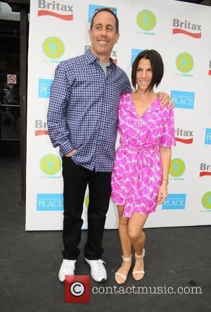 Jessica Seinfeld and Jerry Seinfeld 2012 Baby Buggy Bedtime Bash held at the Victorian Gardens at the Wollman Rink in...