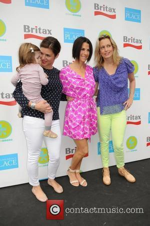 Tiffani-Amber Thiessen, Ali Wentworth, Seinfeld and Central Park