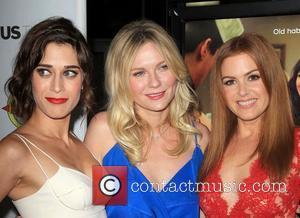 Lizzy Caplan, Isla Fisher, Kirsten Dunst and Arclight Cinemas