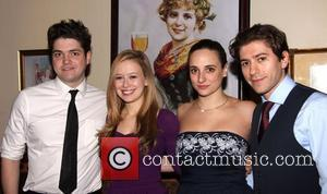 Philip Ettinger, Molly Ranson, Tracee Chimo and Michael Zegen