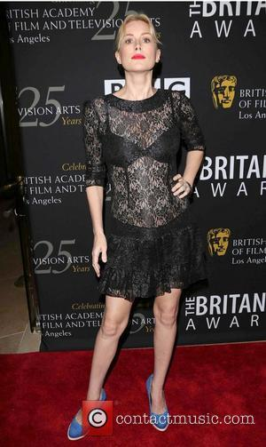 Alice Evans  attends the BAFTA Los Angeles 2012 Britannia Awards at the Beverly Hilton Hotel California, USA - 08-11-12
