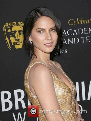 Olivia Munn Sporting Scar After Motorcycle Crash
