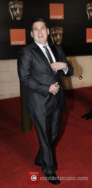 Jonah Hill and Bafta