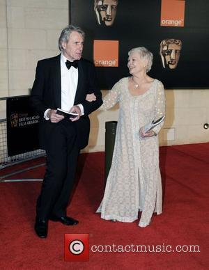 Dame Judi Dench,  Orange British Academy Film Awards (BAFTAs) afterparty held at The Grosvenor House Hotel - Outside Arrivals...