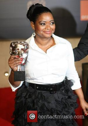 Octavia Spencer and Bafta