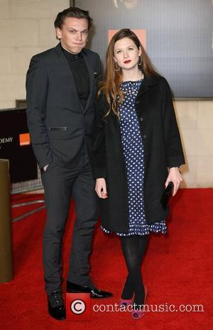 Jamie Campbell Bower and Bonnie Wright  Orange British Academy Film Awards (BAFTAs) afterparty held at The Grosvenor House Hotel...