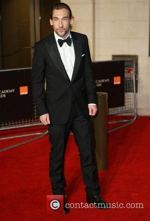 Joseph Mawle Orange British Academy Film Awards (BAFTAs) afterparty held at The Grosvenor House Hotel - Outside Arrivals London, England...