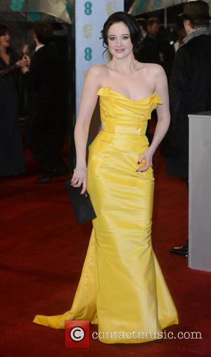 Andrea Riseborough The 2013 EE British Academy Film Awards (BAFTAs) held at the Royal Opera House - Arrivals  Featuring:...