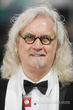 Billy Connolly and British Academy Film Awards