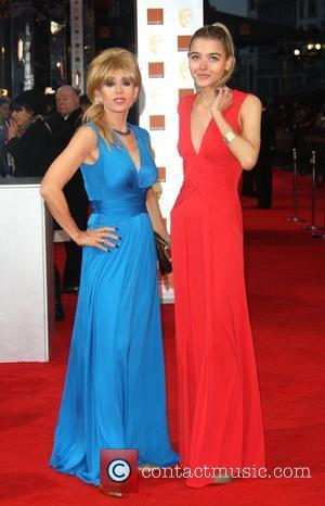 Sally Farmiloe with her daughter Jade Farmiloe Orange British Academy Film Awards (BAFTAs) held at the Royal Opera House -...