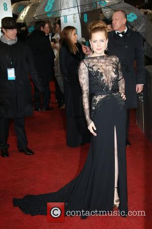 Amy Adams The 2013 EE British Academy Film Awards held at the Royal Opera House - Arrivals  Featuring: Amy...