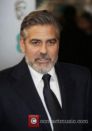 George Clooney The 2013 EE British Academy Film Awards held at the Royal Opera House - Arrivals  Featuring: George...