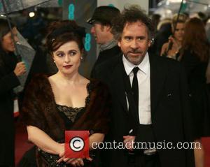 Helena Bonham Carter, Tim Burton and British Academy Film Awards