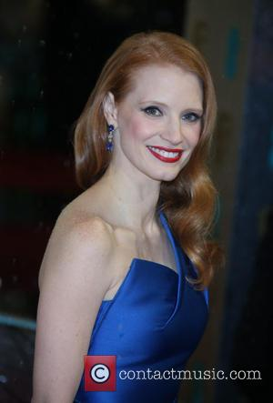 Jessica Chastain The 2013 EE British Academy Film Awards held at the Royal Opera House - Arrivals  Featuring: Jessica...