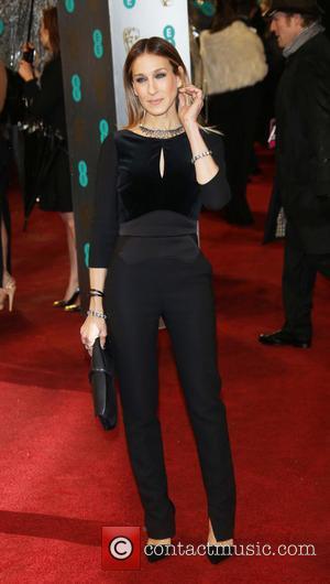 Sarah Jessica Parker and British Academy Film Awards